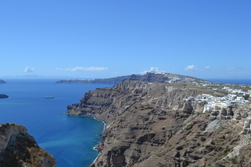 Santorini, finalmente