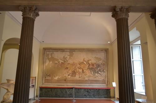 Museu arqueológico de Napoli, aprovado!