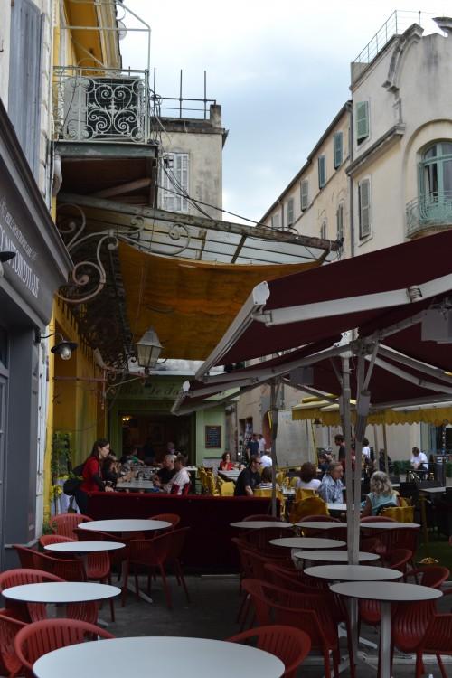 Café que o Van Gogh pintou