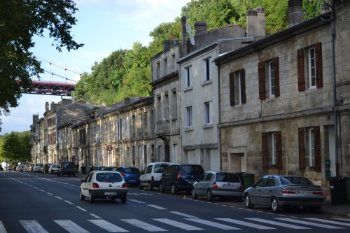Onde ficamos em Bordeaux (mais precisamente em Lormont)