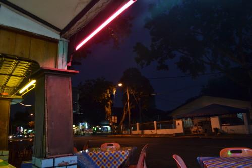 Bairro tradicional de KL no meio do centro, Kampung Bahru