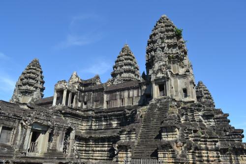 Angkor Wat por dentro