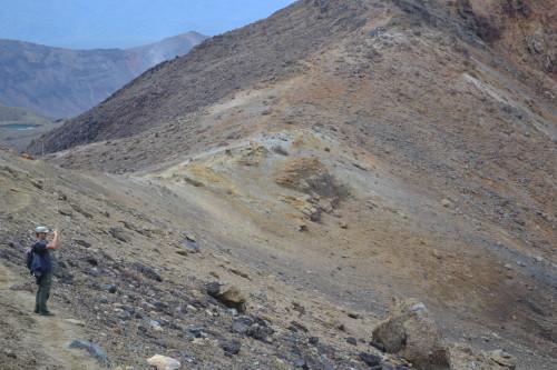 Dá pra ter noção da escala da paisagem?