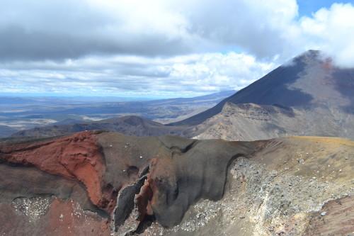 Fato: vulcôes nascem de vagina das montanhas