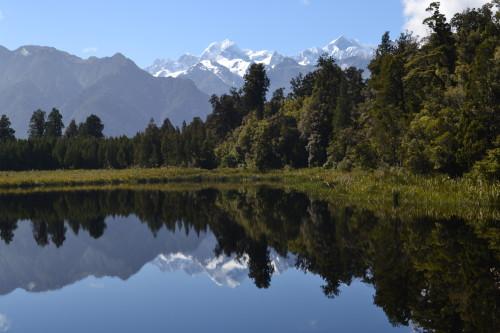 Matheson Lake, Nova Zelândia